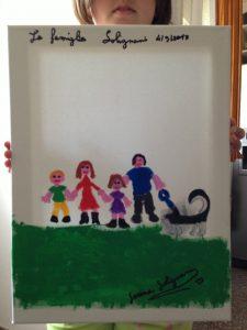 Una famiglia... a caso ;-)