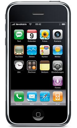 un iPhone di Apple