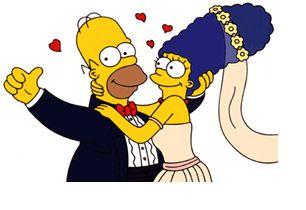 Homer e Marge