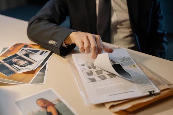 raccolta documenti